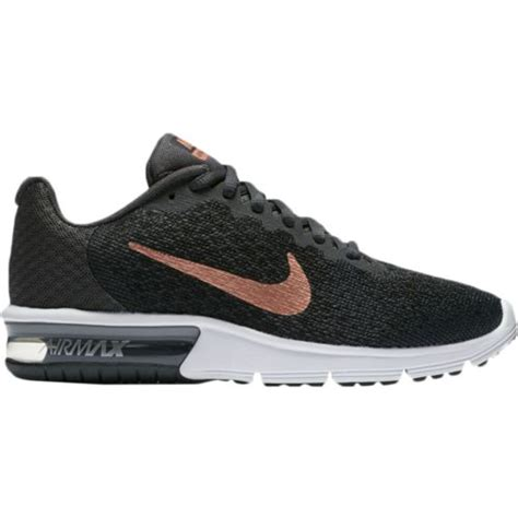 womens air max running shoes nike s nike air max sequent 2 running shoes academy