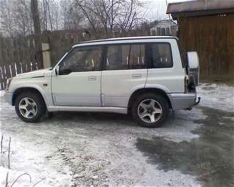 Suzuki Vitara 1998 For Sale 1998 Suzuki Vitara For Sale