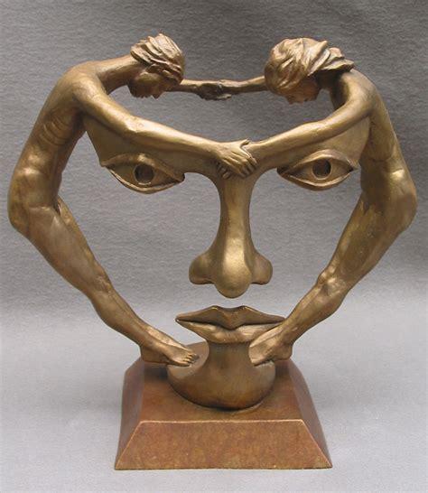 home sculptures michael alfano figurative and surrealistic sculptures