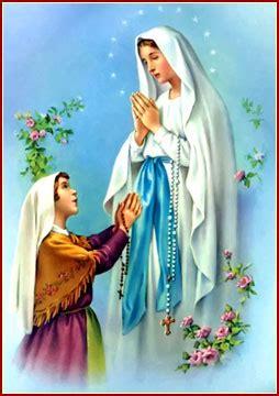 imagenes de la virgen maria de joven ntra sra de lourdes expomar 237 a blog dedicado a la