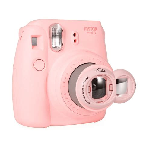 Mirror Lens Color For Instax 7s 8 up lens selfie mirror for fujifilm instax mini 9 8