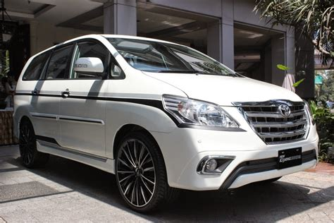 Modif Inofa by Gambar Modifikasi Toyota Kijang Innova Gaul Terbaru