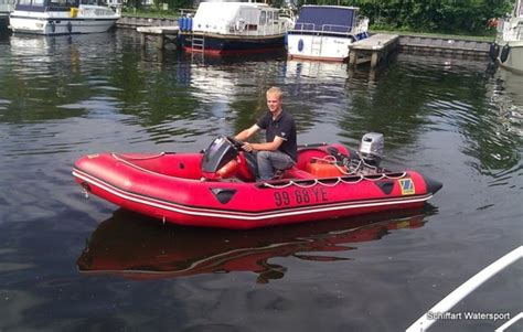 rubberboot visboot schiffart watersport boot en motor occasions