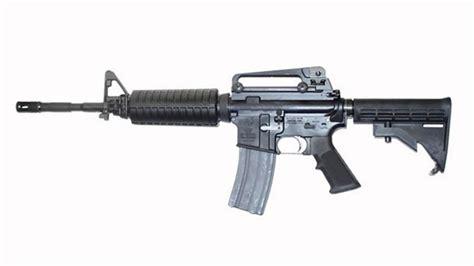 m4 carbine assault rifle sound effect