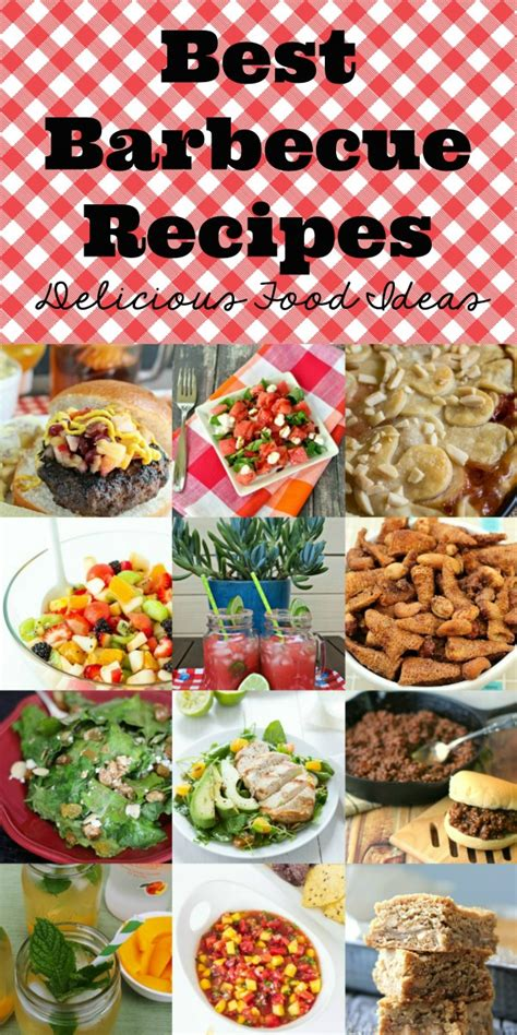 Backyard Bbq Food 12 Of The Best Backyard Barbecue Recipes An