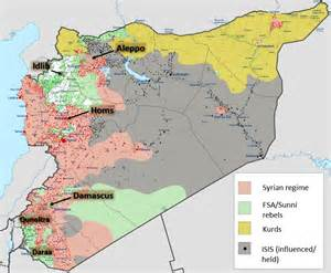 Syria Civil War Map by This Is It The Real Battle For Syria Has Begun T Span Tv