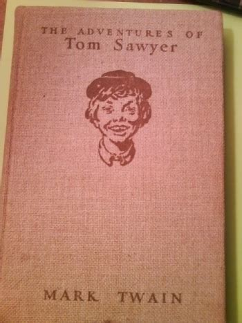 the adventures of tom sawyer book report the adventures of tom sawyer copyright 1936 collectors