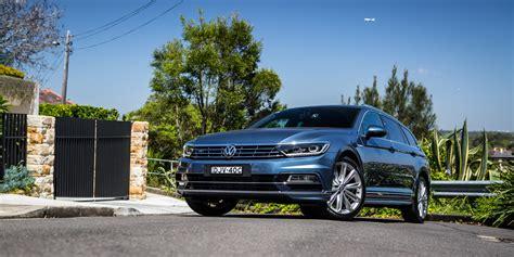 Volkswagen Passat Wagon Review by 2017 Volkswagen Passat 206tsi R Line Wagon Review Caradvice