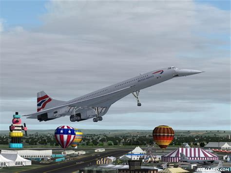 fs2004 british airways bac concorde 8601 surclaro