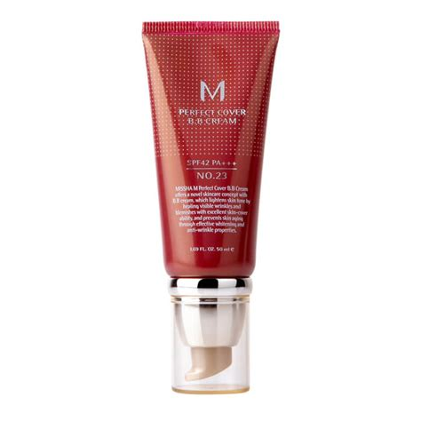 Harga Make Up Missha missha m cover bb beige daftar