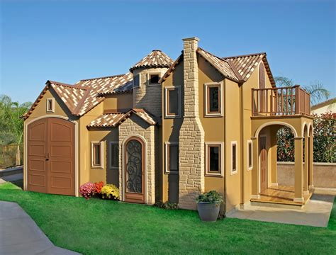 unique playhouses california dreamin lilliput play homes custom children
