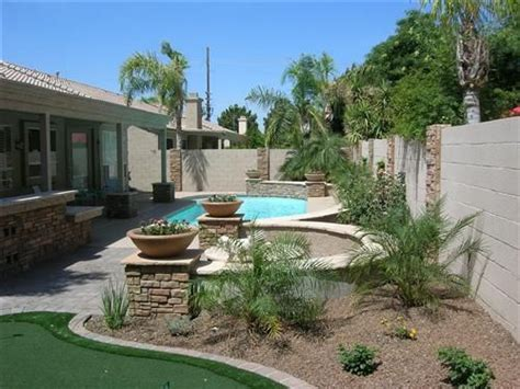backyard landscaping ideas arizona 25 best ideas about arizona landscaping on pinterest