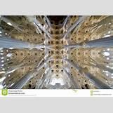 Gaudi Sagrada Familia Ceiling | 1300 x 937 jpeg 198kB