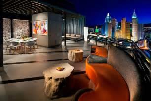 Modern Foyer Light Luxury Hotel Bellagio Penthouse Suite Las Vegas