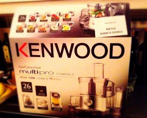 ricette con robot da cucina kenwood padre single fa il crash test al robot da cucina kenwood
