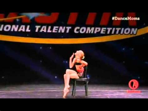paige hyland talks about unseen solo the moms talk about dance moms paige hyland solo tongue twister awards