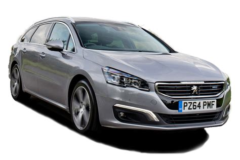 peugeot 508 sw peugeot 508 sw estate mpg co2 insurance groups carbuyer