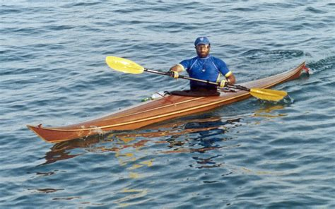 kayak boats night heron kayak plans guillemot kayaks small wooden