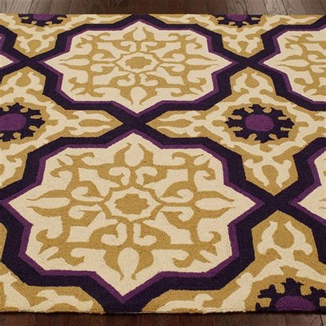 gold pattern rug dark purple black and gold pattern rug my creative side