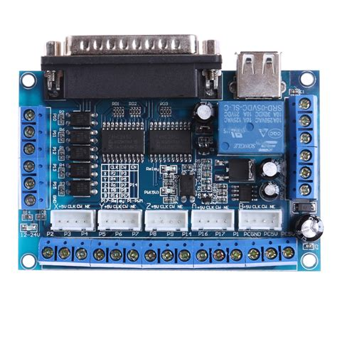 Stepping Motor 4 Kabel for mach3 cnc lpt port softs stepping motor driver
