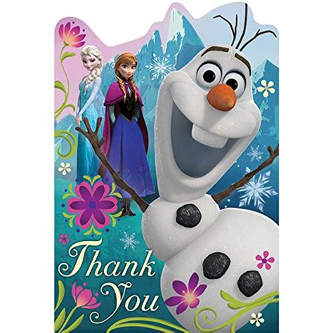olaf gifts for s gift frozen thank you cards disney s frozen gifts fairyglen