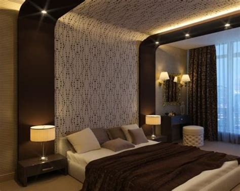 wall ceiling designs for bedroom 22 ideas to update ceiling designs with modern wallpaper