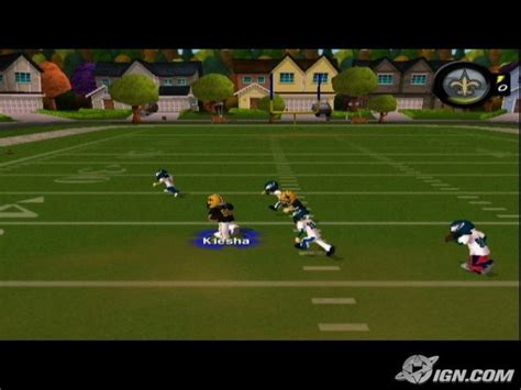 backyard football 10 backyard football 10 screenshots pictures wallpapers
