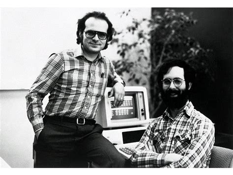Software Arts founders Bob Frankston and Dan Bricklin