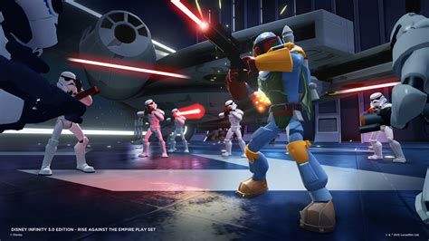 Disney Infinity 30 Boba Fett screens and trailer added general grievous is no match