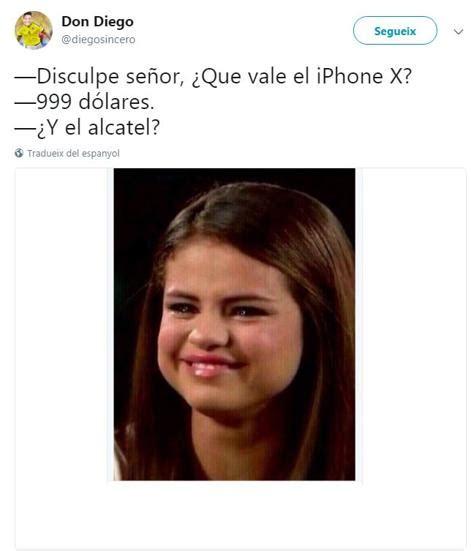 Memes De Iphone - mientras llega el iphone x tenemos memes m 225 s divertidos