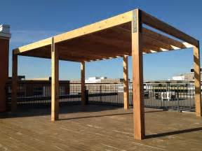 Modern Pergola Kit by Modern Pergola Designs Construction D Une Pergola En