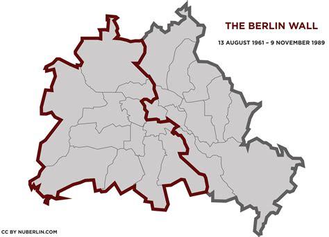 berlin wall map berlin wall map roundtripticket me