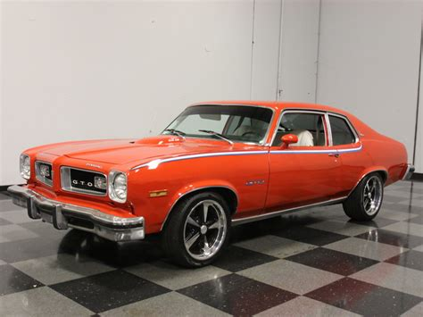 1974 Pontiac Gto For Sale 1974 pontiac gto for sale mcg marketplace