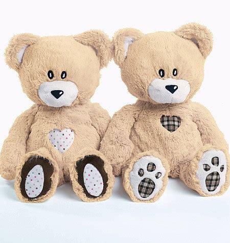 simple teddy bear pattern by azaleapoena on deviantart teddy bear pattern 18 inches tall easy to do by