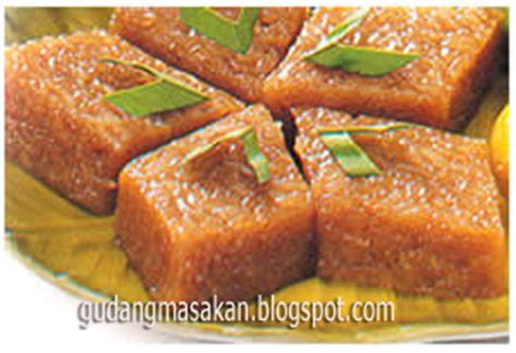 Kue Wajik resep kue wajik gudang resep masakan