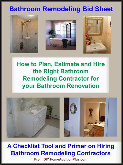 home addition how to find a bathroom remodeling
