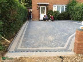 In Driveway Hertfordshire Paving Contractor Driveways And Patios