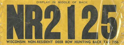 waukesha county boat launch pass deer tag museum
