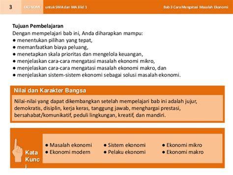 Statistika Untuk Ekonomi Dan Keuangan Modern Jilid I bab 03 cara mengatasi masalah ekonomi kelas x kurikulum 2013