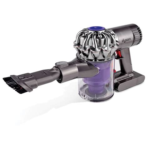 Omi Vacum Cleaner Cordless the dyson cyclonic suction vacuum hammacher schlemmer