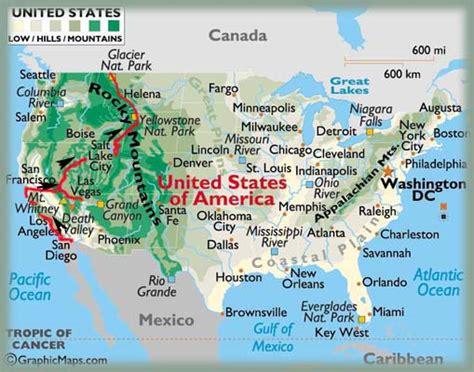 map usa states forms etats unis photos de voyage en 4x4 amerique du nord
