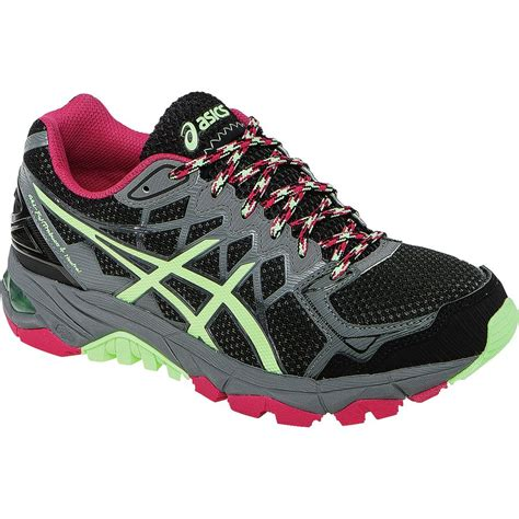 neutral running shoes asics asics gel fujitrabuco 4 neutral trail running shoe