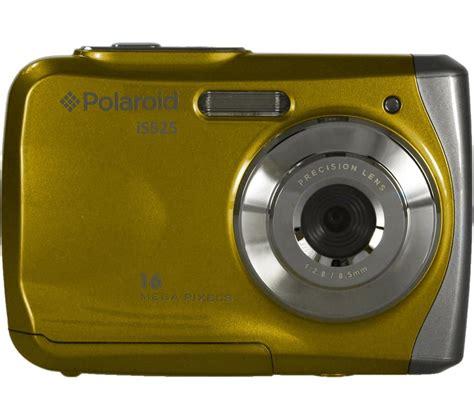 yellow polaroid buy polaroid is525 tough compact yellow free