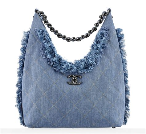 Chanel Sequined Denim Handbag by Check Out Chanel S Pre 2015 Bags In Stores Now