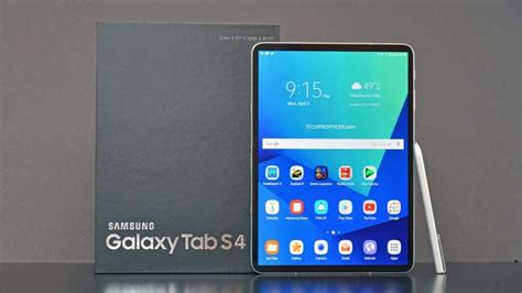 Samsung Tab S4 samsung galaxy tab s4 specs release date and price tech prophesy
