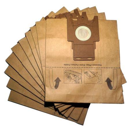 X10 Js x10 sacs textile aspirateur miele mondia js lot de 10 sacs