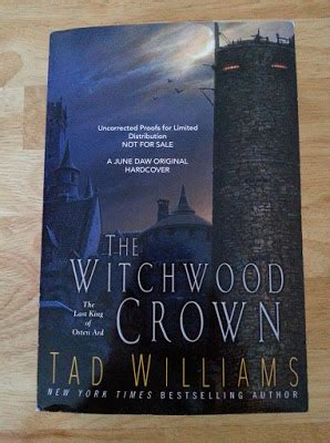 the witchwood crown book 147360320x pat s fantasy hotlist tad williams the witchwood crown