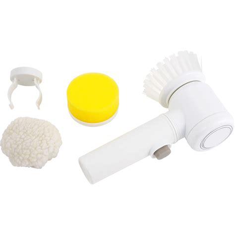 brosse de nettoyage electrique 5393 commander en toute simplicit 233 brosse de nettoyage