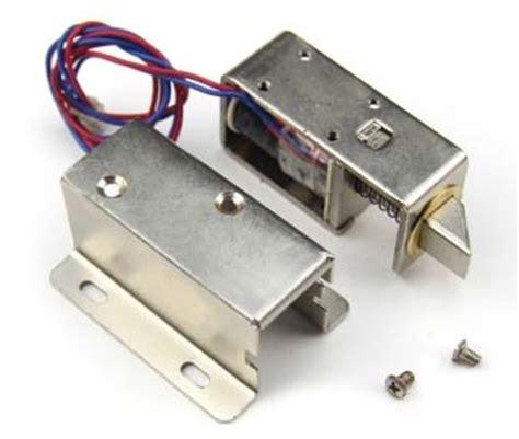 Electric Door Lock by Electric Lock For Door Opener Open Frame Actuator Door