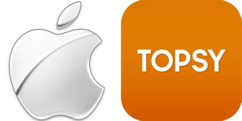 si鑒e social apple apple acquista topsy e mette le sui trend dei social